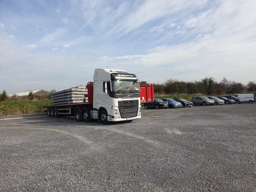 Foredale storage in Drogheda